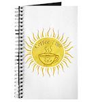 Sunshine Coffee Time Journal
