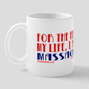 PROUD OF MASSACHUSETTS! Mug