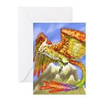 Pheonix Greeting Cards (Pk of 10)