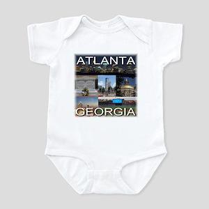 Atlanta, Georgia Infant Bodysuit