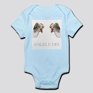Angel of God Infant Creeper