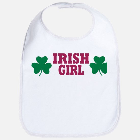 Irish girl Bib
