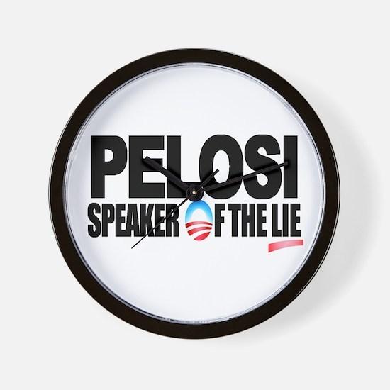Anti-Obama Wallclock