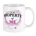 Property of Me Mugs
