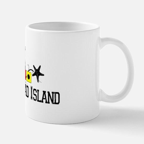 Hilton Head Island SC - Lighthouse Design Mug