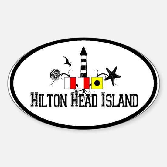 Hilton Head Island SC - Lighthouse Design Decal