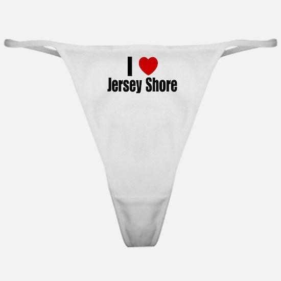 Jersey Shore Classic Thong