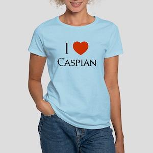 """""""I Love Caspian"""" Light T-Shirt"""