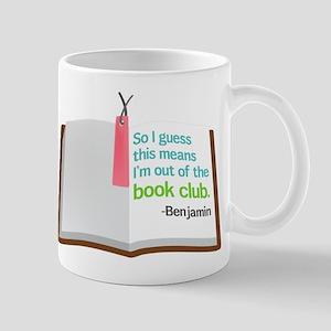 Lost Book Club Mug