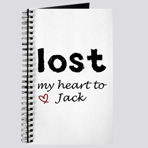 Lost my heart to Jack Journal