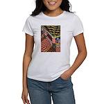 Santa Ana Train Train Station Women's T-Shirt
