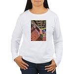 Santa Ana Train Train Station Women's Long Sleeve