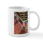 Santa Ana Train Train Station Mug