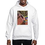 Santa Ana Train Train Station Hooded Sweatshirt