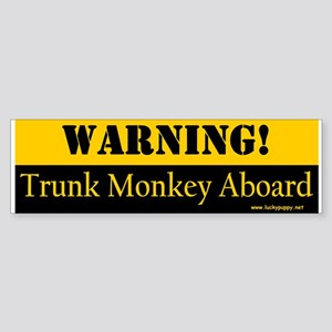 Original Trunk Monkey