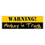 Monkey in Trunk