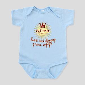 Lost Ajira Airlines Humor Infant Bodysuit