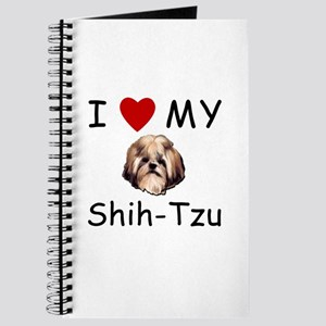 I Heart My Shih-Tzu Lost Humor Journal