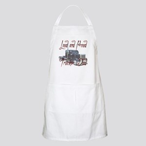 Loud and Proud Trucker Dad Apron