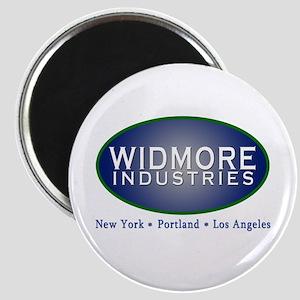 LOST Inspired Widmore Industries Logo Magnet