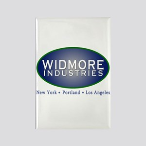 LOST Inspired Widmore Industries Logo Rectangle Ma