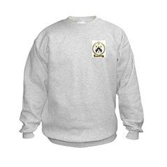 BARIOT Family Crest Sweatshirt