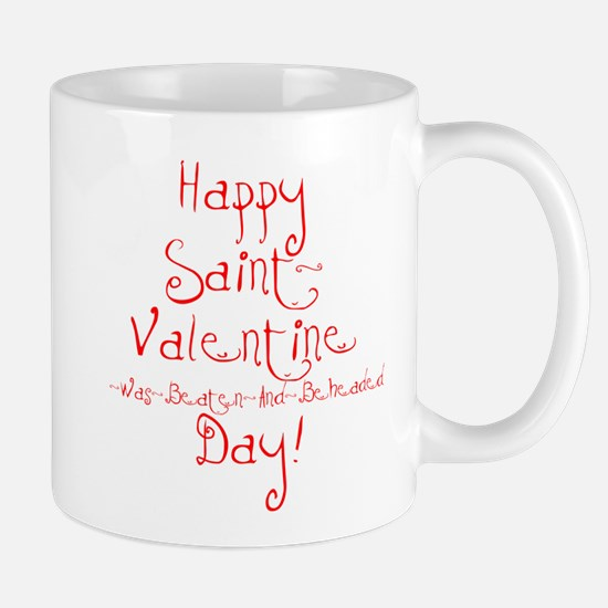 Cute Anti valentines day Mug