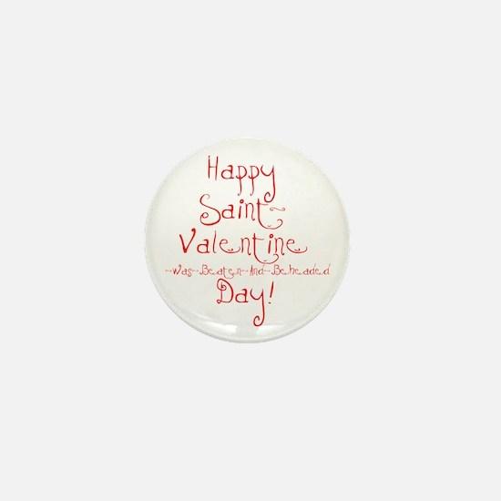 Unique Anti valentine Mini Button