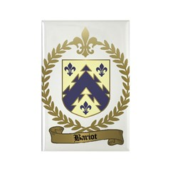 BARIOT Family Crest Rectangle Magnet (100 pack)