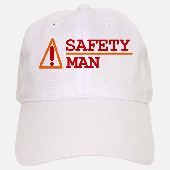 Safety Man Baseball Baseball Cap