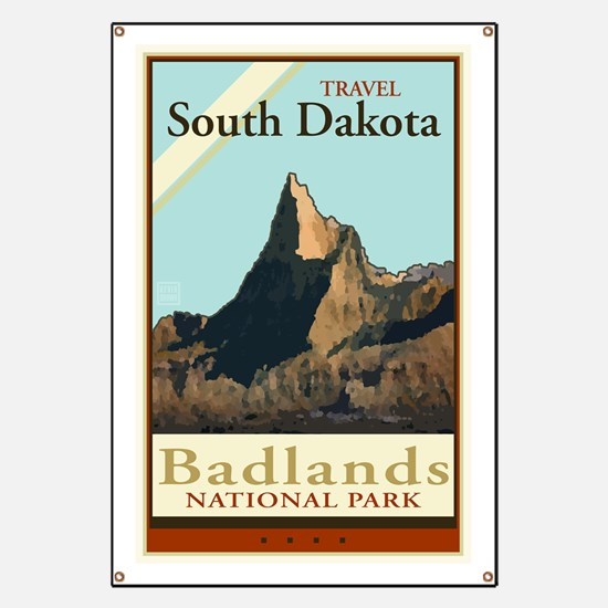 Travel South Dakota Banner