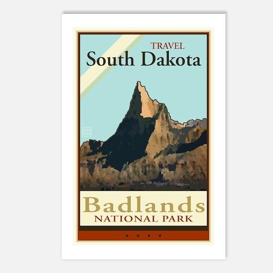 Travel South Dakota Postcards (Package of 8)