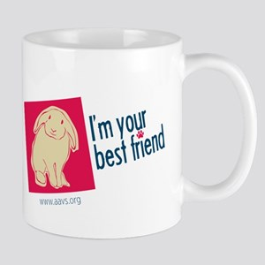 I'm Your Best Friend (Bunny) Mug