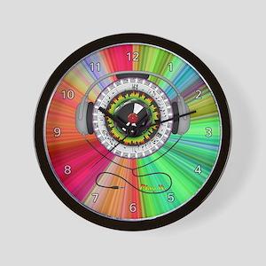 Music of Life Wall Clock