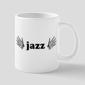 Jazz Hands Mug