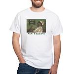 New Orleans Guitar Man White T-Shirt