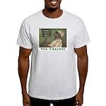 Guitar Man Ash Grey T-Shirt