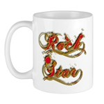 Rock Star Climber Mug