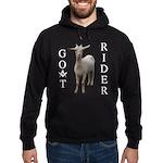 Gotta Getta Goat Hoodie (dark)
