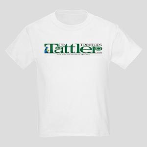 Treetops-Tattler Flag (Shoe) Kids Light T-Shirt