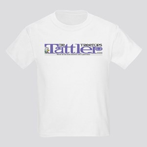 Treetops-Tattler Flag (Cosmo) Kids Light T-Shirt