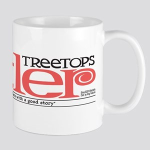 Treetops-Tattler Flag (Roz) Mug