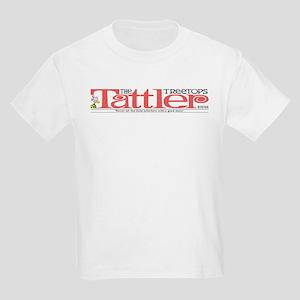 Treetops-Tattler Flag (Roz) Kids Light T-Shirt