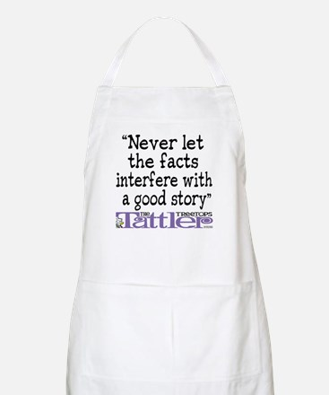 Never Let the Facts... (Cosmo Apron