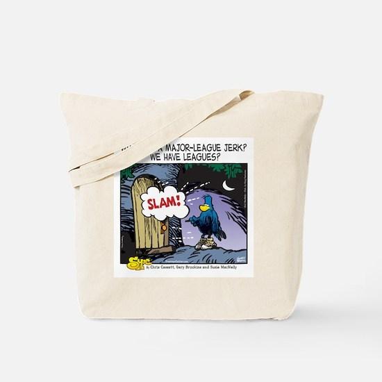 Major League Jerk Tote Bag