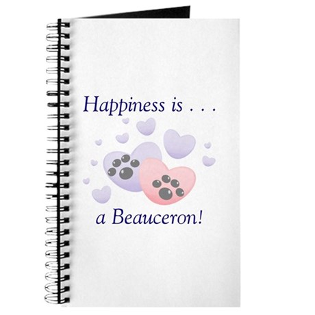 Happiness is...a Beauceron Journal