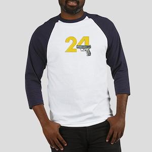 24 Gun Baseball Jersey