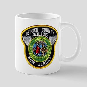 Bergen County Police Mug