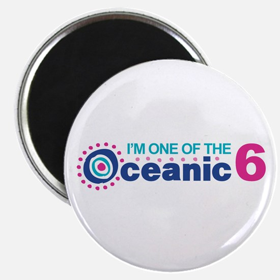 I'm One of the Oceanic 6 Magnet