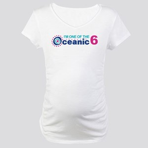 I'm One of the Oceanic 6 Maternity T-Shirt
